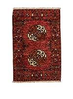 Navaei & Co Alfombra Bokhara Rojo Oscuro/Multicolor 93 x 64 cm
