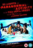30 Nights of Paranormal Activity with the Devil Inside the Girl with the Dragon Tattoo [DVD]