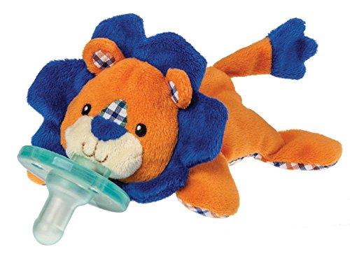 Wubbanub Pacifier, Levi Lion Color: Levi Lion NewBorn, Kid, Child, Childern, Infant, Baby - 1