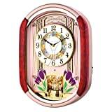 Tulip Melodies in Motion Wall Clock - Control Brand MCM