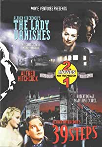 The Lady Vanishes / 39 Steps