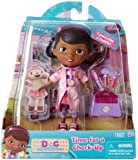 Doc McStuffins Time For Your Check Up Doll Set, Pink