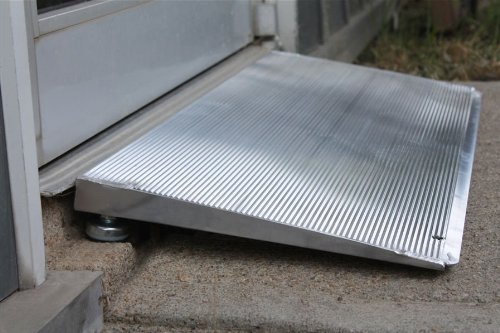 Adjustable Threshold Ramp (2-4