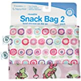 Bumkins Snack Bags x 2 (Red)