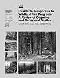 img - for Residents' Responses to Wildland Fire Programs: A Review of Cognitive and Behavioral Studies book / textbook / text book