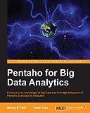 Pentaho for Big Data Analytics