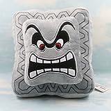 13inch Super Mario Bros Thwomp Dossun Cushion Pillow Plush Doll