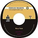 New York CD for Pack: Level 3 (Penguin Readers)