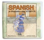 SPANISH in 10 minutes a day AUDIO CD...