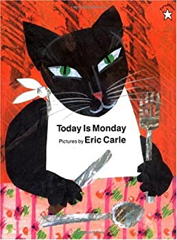 "Cover of ""Today Is Monday"""