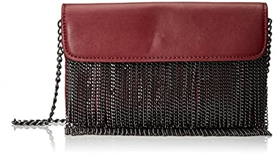 Steve Madden Blite Chain Fringe Cross-Body Bag