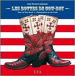 Les bottes de cow-boy: 9782851207500: Amazon.com: Books