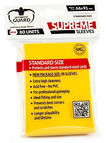Supreme Yellow Sleeves (80) - 1