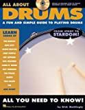 All About Drums - Sheet Music, CD
