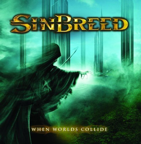 When Worlds Collide by Sinbreed (2010) Audio CD