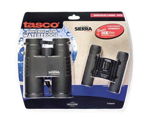 Tasco Sierra 10 X 42 & 10 X 25 Combo Kit