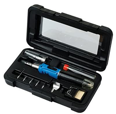 Gas Soldering Iron Kit - Auto Ignition