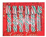 Peppermint Christmas Candy Canes Box of 12 x1