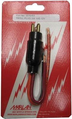 Mar Lan Trolling Motor Plugs Volts 24