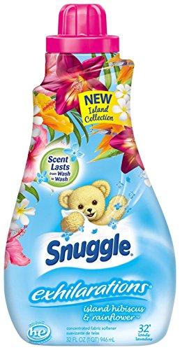 snuggle-exhilarations-concentrated-fabric-softener-liquid-island-hibiscus-rainflower-32-oz