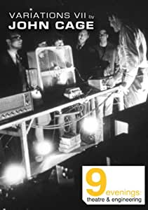 9 Evenings: Theatre & Engineering - Variations VI by John Cage [DVD] [1966]