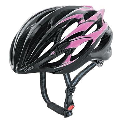 Uvex FP1 Womens Mountain Bike / Cycle Helmet 51-55cm Black/Pink by Uvex