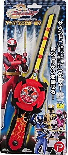 手裏剣戦隊ニンニンジャー サウンドミニ忍者一番刀 186148