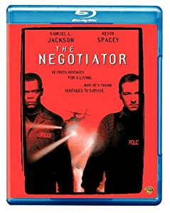The Negotiator [Blu-ray] (Bilingual) [Import]
