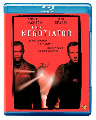 Cover art for  The Negotiator [Blu-ray]