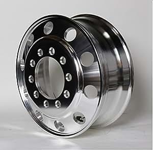 Amazon.com: ZXLY A228204 Aluminum Wheels 22.5 x 8.25 Stub