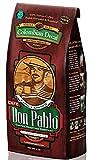 Cafe Don Pablo Decaf Gourmet Coffee Water Process Colombian Decaffeinated Medium-dark Roast Whole Bean. 2 Lb Bag