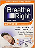 Breathe Right Advanced, 10-count (Pack of 24)