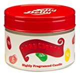 Colony Wax Jelly Belly Filled Tin Candle, Very Cherry Fragrance