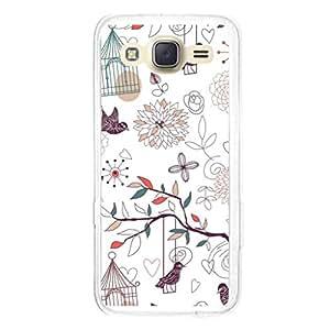 a AND b Designer Printed Mobile Back Cover / Back Case For Samsung Galaxy J5 (SG_J5_3110)