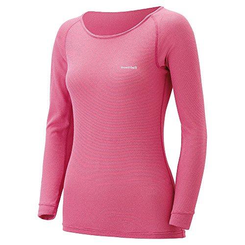 ジオラインL.W.ラウンドネックシャツ Women's