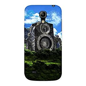 Mountain Range Speaker Back Case Cover for Galaxy S4 Mini