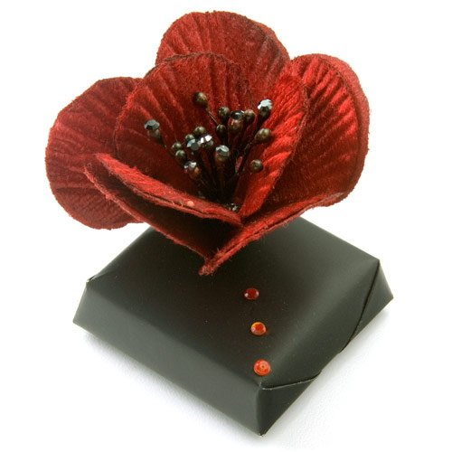 Wedding Chocolate Favor - Crimson Queen - Patchi
