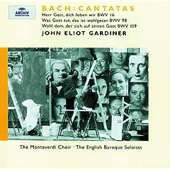 """J.S. Bach: Cantata: """"Was Gott tut, das ist wohlgetan"""", BWV 98 - Aria """"H�rt, ihr Augen, auf zu weinen"""" (Sopran)"""