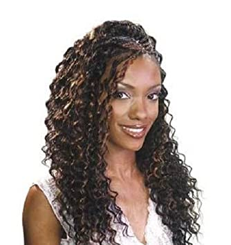 Crochet Hair Brands : ... .com : Freetress Braid Deep Twist 22-quot; (1) : Hair Extensions