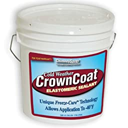 Copperfield 24578 Cold Weather CrownCoat Brushable Sealant