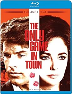 Only Game in Town [Blu-ray] [Import]