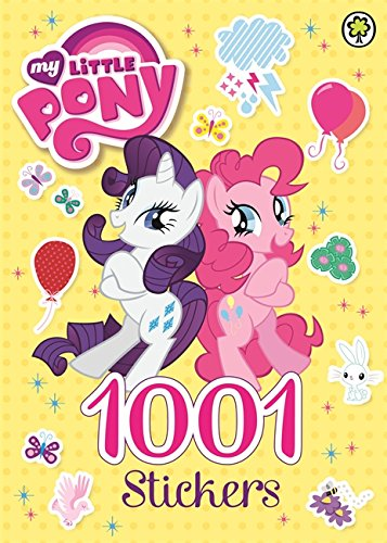1001 Stickers (My Little Pony)