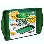 Orgreenic Ceramic Non-Stick Jelly Roll Pan, Green
