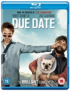 Due Date [Blu-ray] [2010] [Region Free]