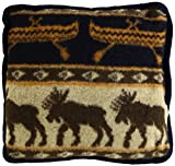 (アースラグズ)EARTH RAGZ DECORATIVE MATCHING PILLOWS PILLOWS  MOOSE ADVENTURE F
