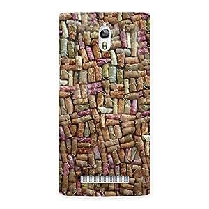 Bullet Bomb Back Case Cover for Oppo Find 7