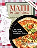 img - for Math In Our World, Media Update book / textbook / text book