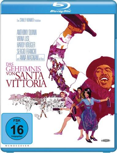 Das Geheimnis von Santa Vittoria (Blu-ray)