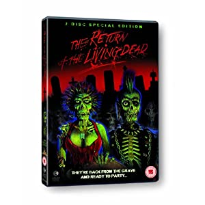 The Return of the Living Dead : 2 Disc Special Edition [DVD] [1985]