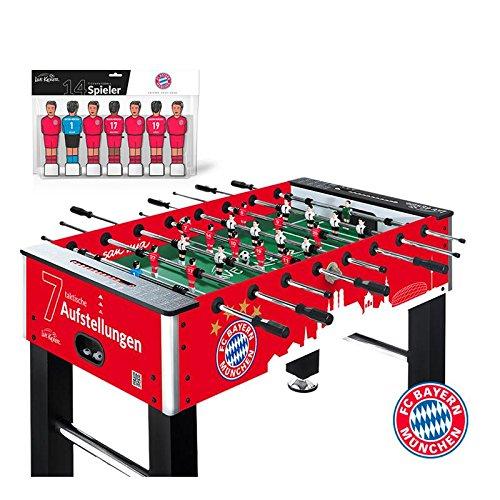 """Live Kicker 49018B Tischfußball Kicker """"Heimspiel"""" FC Bayern München online kaufen"""